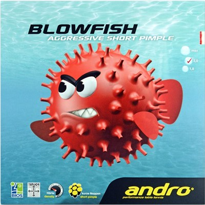 BLOWFISH ATAK PÜTÜRÜ